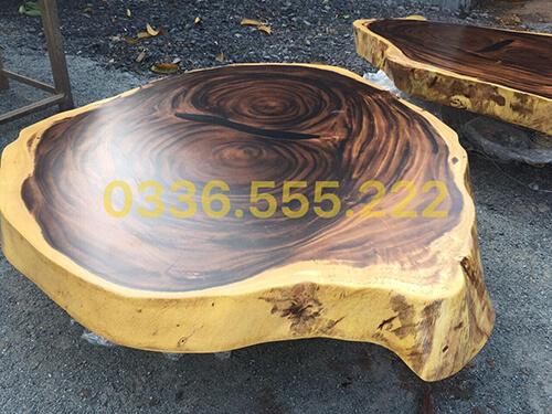 bàn trong gỗ tự nhiên