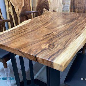 bàn gỗ nguyên tấm