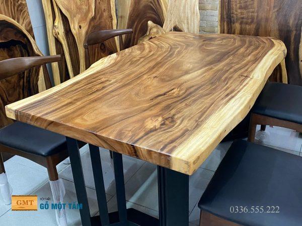 bàn gỗ me tây giá rẽ nhất