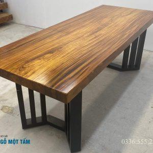 bàn ăn gỗ lim
