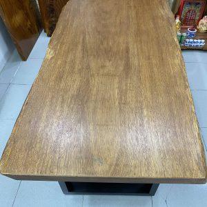 mặt bàn gỗ tự nhiên