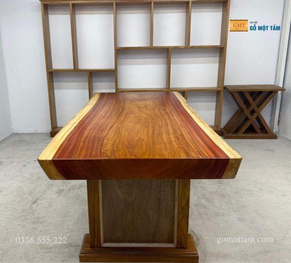 bàn gỗ hương đẹp nhất
