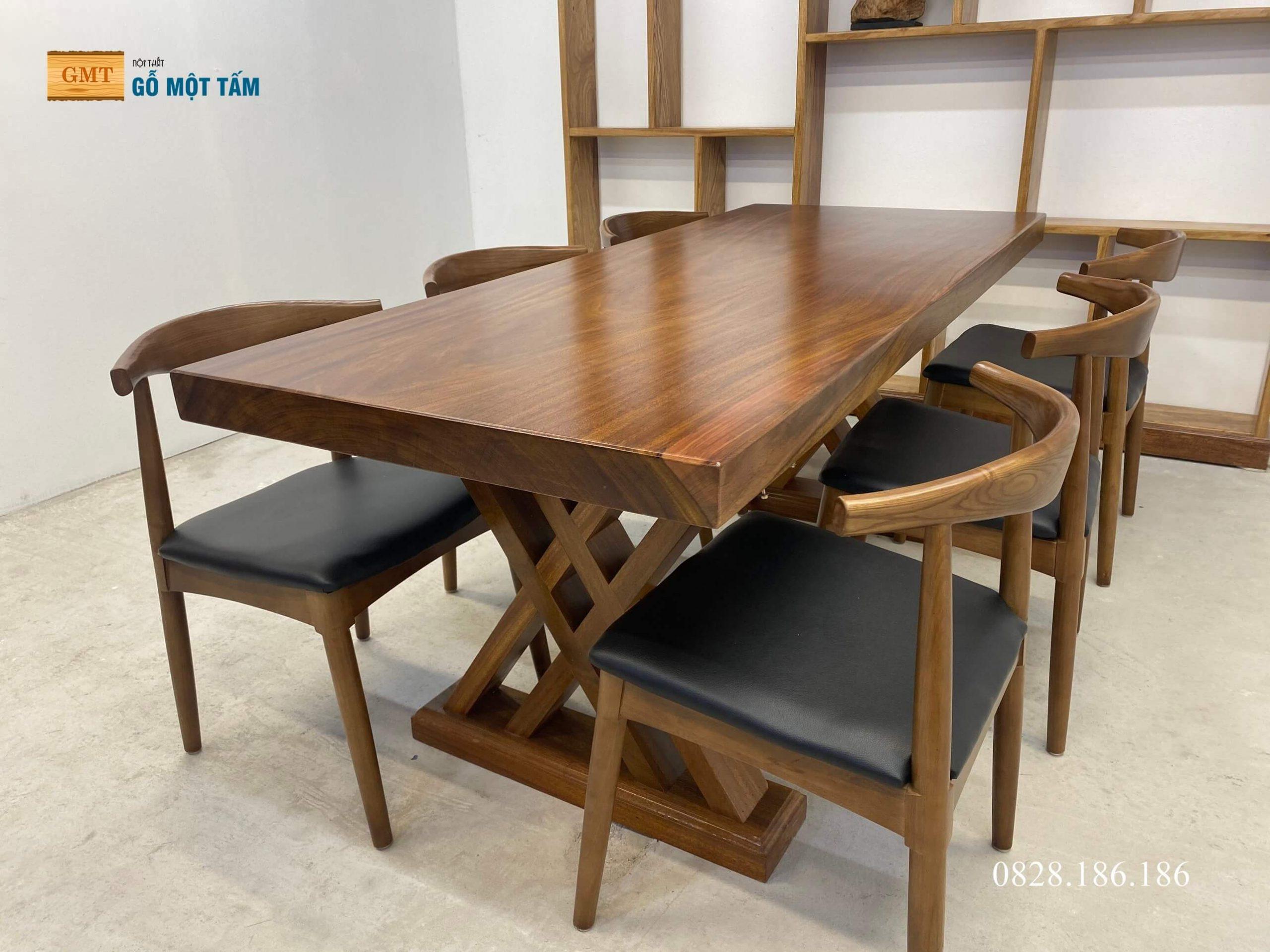 bàn gỗ lim giá rẻ hcm