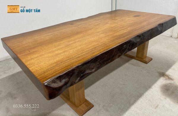 bàn họp gỗ tự nhiên cao cấp