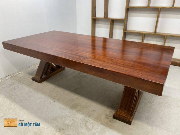 bộ bàn gỗ gõ