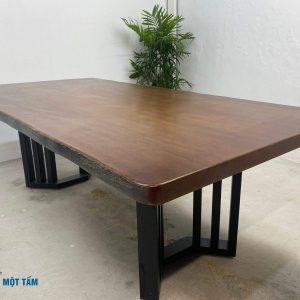 bàn gỗ lim tự nhiên