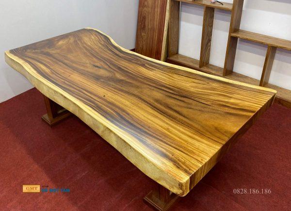 bàn gỗ me tây đẹp nhất
