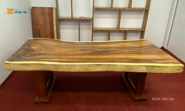 bàn gỗ me tây giá rẻ