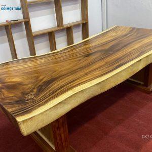 bàn gỗ me tây hcm