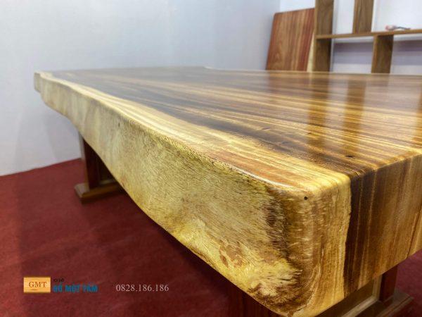 bàn họp gỗ me tây