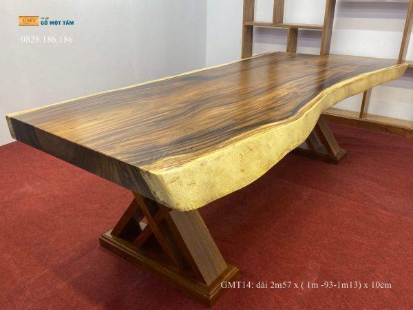 bàn gỗ me tây hà nội