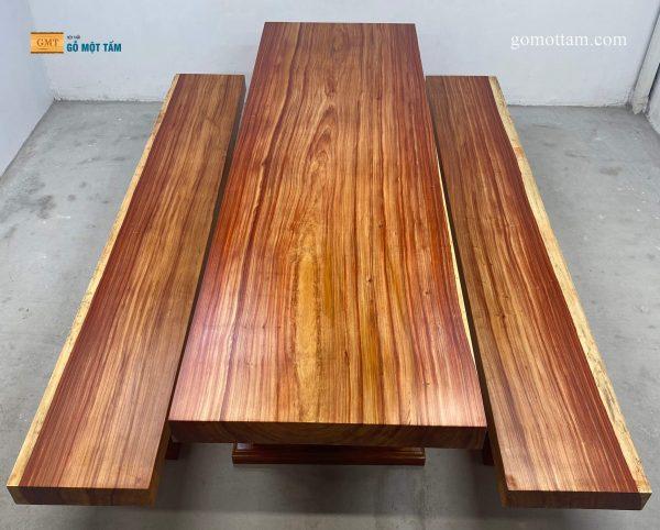 bộ bàn k3 gỗ tự nhiên