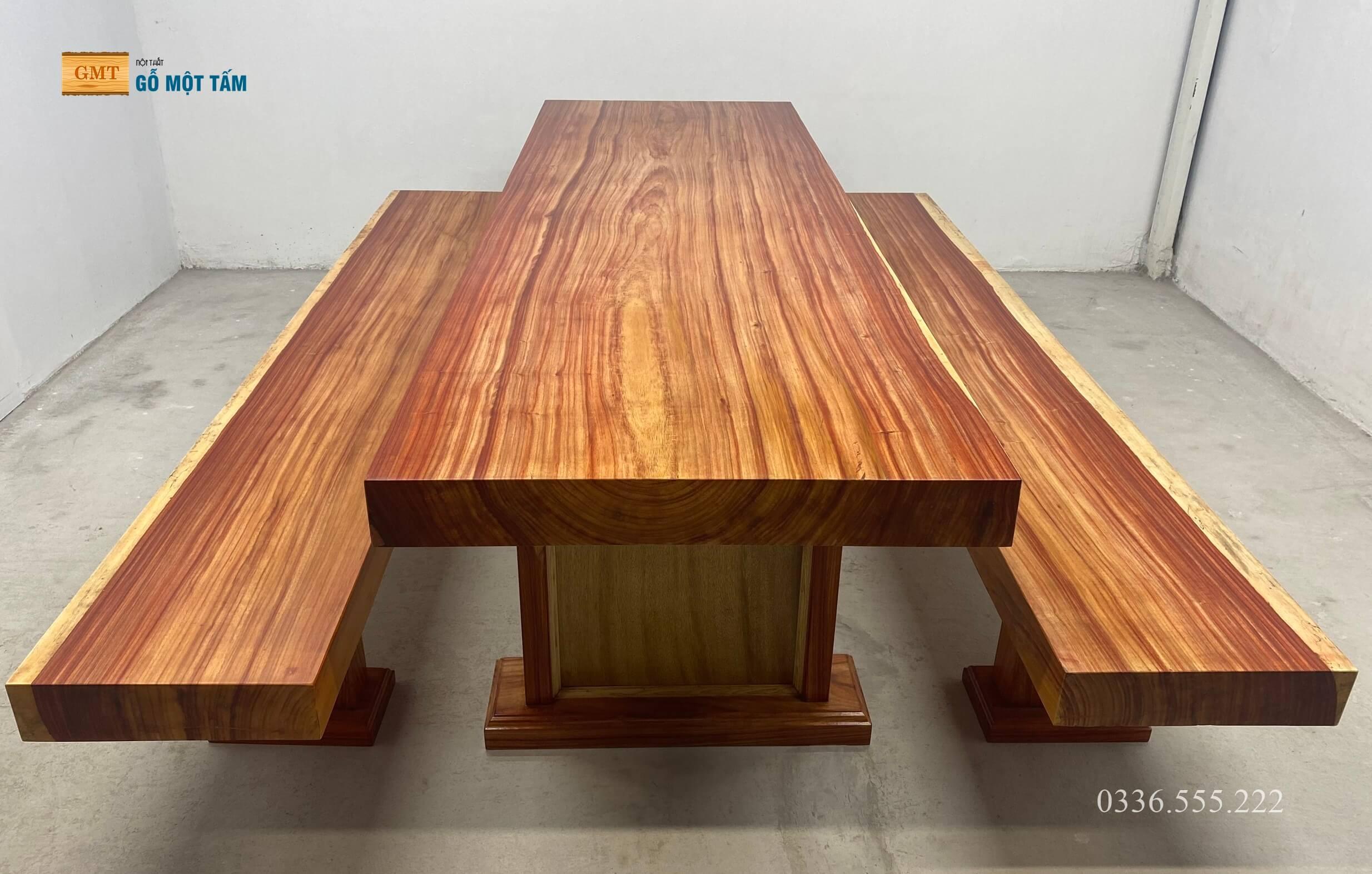 bàn k3 gỗ hương