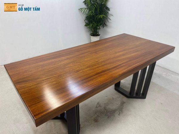 bàn gỗ lim đỏ