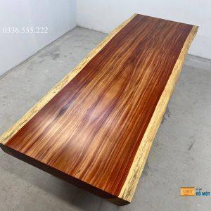 bàn làm việc gỗ hương